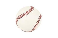 Baseball getrennt lizenzfreies stockbild