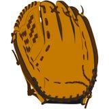 Baseball glove Royalty Free Stock Image