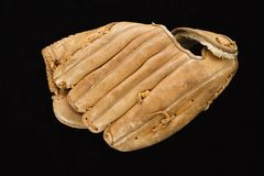 Baseball glove. Royalty Free Stock Photography