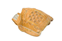 Baseball  glove isolated Royalty Free Stock Photo