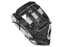 Baseball glove isolated on white