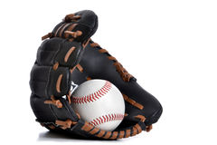 Glove Ball Royalty Free Stock Photography