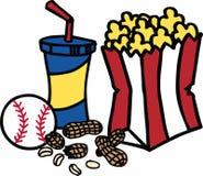 Baseball Goodies Royalty Free Stock Image