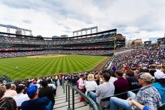 Baseball gra zdjęcie royalty free