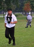Baseball gra Obraz Royalty Free