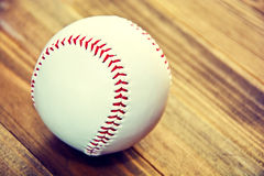Baseball gra Obrazy Royalty Free