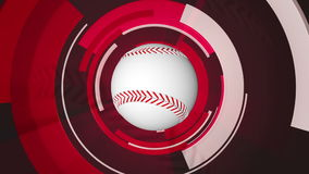 Baseball Graphic Animation