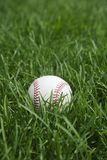 Baseball grass Royalty Free Stock Images