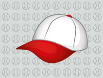 Baseball hat cap Royalty Free Stock Photo