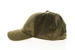 Baseball hat for clothing Royalty Free Stock Images