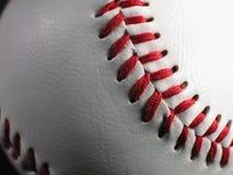 Baseball Heftung-Schließen lizenzfreie stockbilder