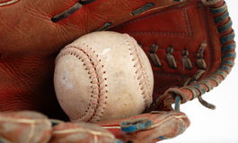 Baseball History Royalty Free Stock Images