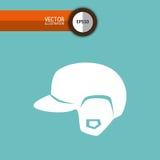 Baseball icon design Stock Image