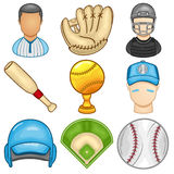 Baseball Icon - Sport Stock Images