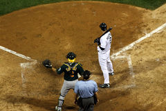 Baseball - Intentional Walk Stock Image