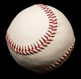 Baseball Isolated on Black. Background Royalty Free Stock Image