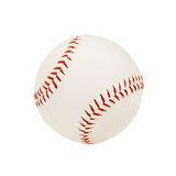Baseball. Isolated Baseball Over White Background (with clipping path Stock Photography