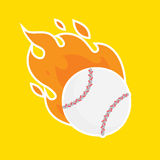 Baseball isolated vector team icon illustration Stock Image