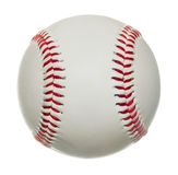 Baseball isolated on white background Stock Image
