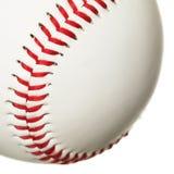 Baseball isolated on white background Royalty Free Stock Photography