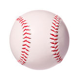 Baseball isolated on white Stock Image