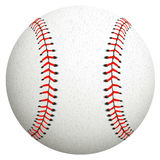 Baseball isolated on white. Vector illustration. Stock Images