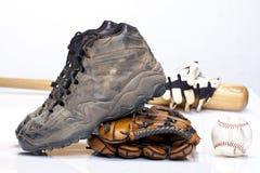 Baseball-Klemmen stockfotos