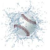 Baseball-Kugel stock abbildung
