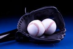 Baseball-Kugeln stockbilder