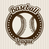 Baseball league Stock Photo
