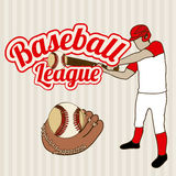Baseball league Stock Photos