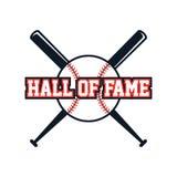 Baseball league theme Royalty Free Stock Image