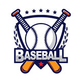 Baseball Logo, American Logo Sport Stock Photo