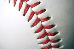Baseball Macro Royalty Free Stock Images