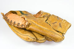 Baseball mitt. Stock Image