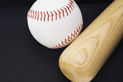 Baseball in my heart Stock Photo