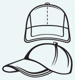 Baseball nakrętka ilustracja wektor