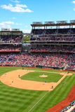 Baseball - Nationals Park Day Game Stock Images