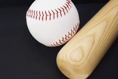 Baseball nel mio cuore Fotografia Stock