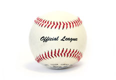 Baseball Official League Royalty Free Stock Photos