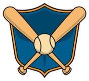 baseball osłona royalty ilustracja