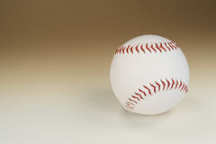 Baseball. Over Gradient Background Horizontal Photo Stock Photos