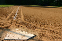 baseball płytki Zdjęcia Stock