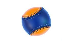 Baseball piłka Obrazy Royalty Free