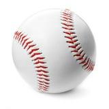 Baseball piłka Obraz Royalty Free