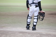 Baseball Pitch Royalty Free Stock Images