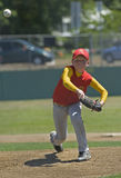 Baseball pitcher royalty free stock images