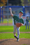 Baseball pitcher Pitching Stock Photography