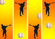 Baseball player 09 Royalty Free Stock Photography