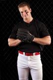 Baseball Player Stock Image